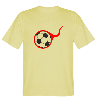 Футболка Футбольний спермотозоид