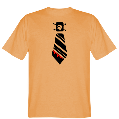 Футболка Краватка з черепом