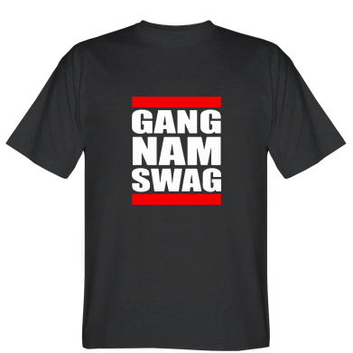 Футболка GANG NAM SWAG
