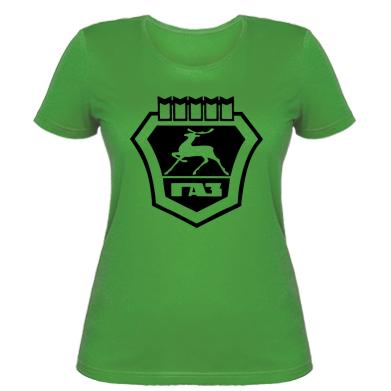 Купити Жіноча футболка ГАЗ