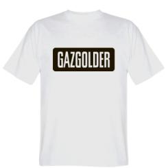 Футболка Gazgolder