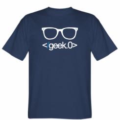 Футболка Geek Code