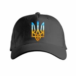 кепка Герб на фоні прапора