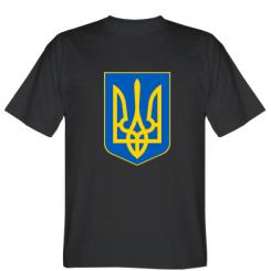 Купити Футболка Герб неньки-України