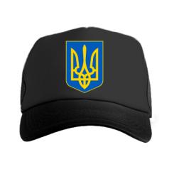 Купить Кепка-тракер Герб неньки-України