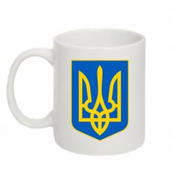 Купить Кружка 320ml Герб неньки-України