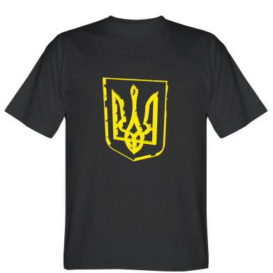 Футболка Герб України 3D