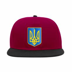 Снепбек Герб України 3D