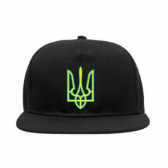 Снепбек Герб України (двокольоровий)