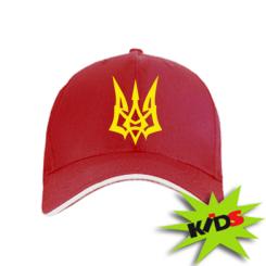 Купити Дитяча кепка Герб України новий