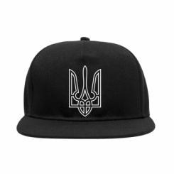 Снепбек Герб України (полий)