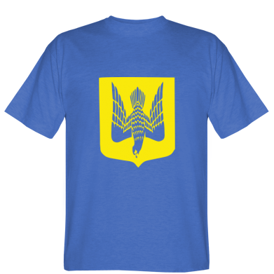 Футболка Герб України сокіл