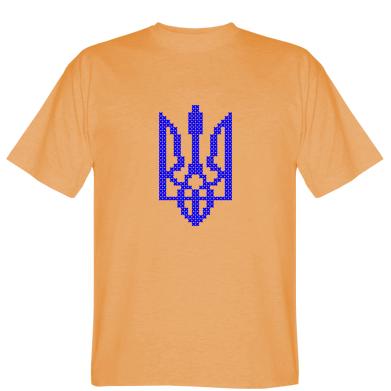 Футболка Герб України у дірочку