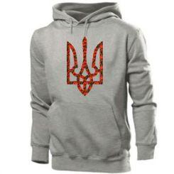 Купити Толстовка Герб України з маками