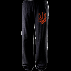 Штани Герб України з маками