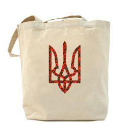 Купити Сумка Герб України з маками