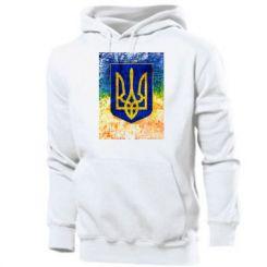 Толстовка Герб України колір