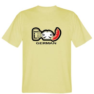 Футболка German