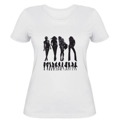 Жіноча футболка Girls