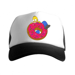 Кепка-тракер Гомер и Пончик