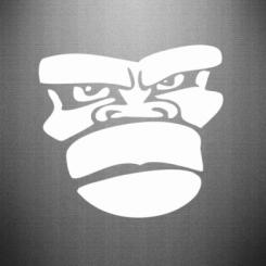 Наклейка Gorilla