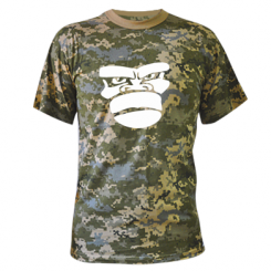 Купити Камуфляжна футболка Gorilla
