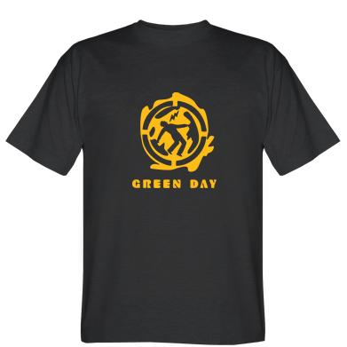 Футболка Green Day Logo