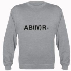 Реглан Група крові (4) АВ-