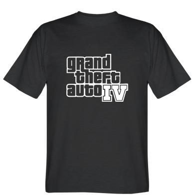 Футболка GTA IV