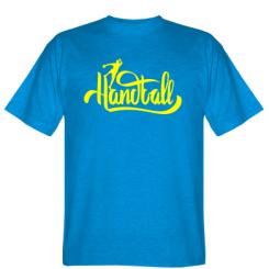 Футболка Hanball Game