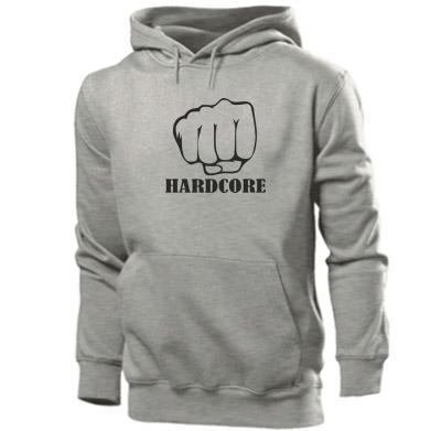 Толстовка Hardcore