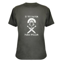 Купити Камуфляжна футболка Хочеш миру - готуйся до війни
