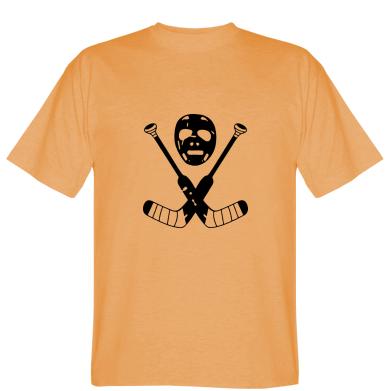 Футболка Хокейна маска