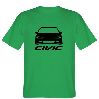 Футболка Honda Civic