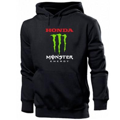 Купити Толстовка Honda Monster Energy