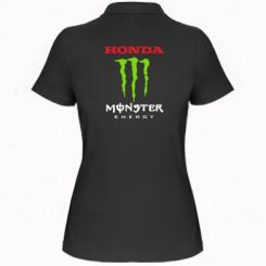 Купити Жіноча футболка поло Honda Monster Energy