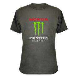 Купити Камуфляжна футболка Honda Monster Energy