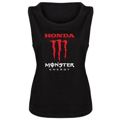 Купити Майка жіноча Honda Monster Energy