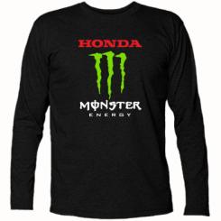Купити Футболка з довгим рукавом Honda Monster Energy
