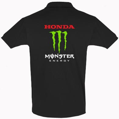 Купити Футболка Поло Honda Monster Energy
