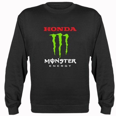 Купити Реглан Honda Monster Energy