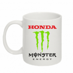 Купити Кружка 320ml Honda Monster Energy