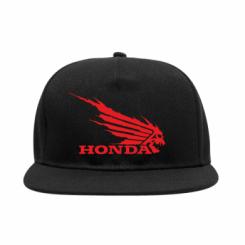 Снепбек Honda Skelet