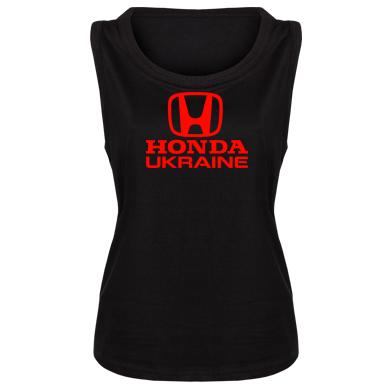 Купити Майка жіноча Honda Ukraine
