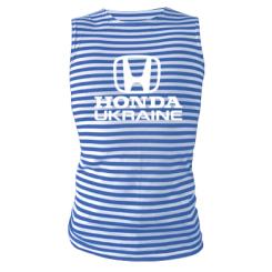Купити Майка-тільняшка Honda Ukraine