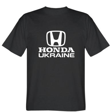 Купити Футболка Honda Ukraine