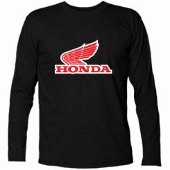 Купити Футболка з довгим рукавом Honda Vintage Logo