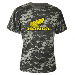 Купити Камуфляжна футболка Honda Vintage Logo