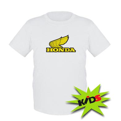 Купити Дитяча футболка Honda Vintage Logo