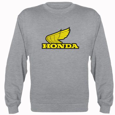 Купити Реглан Honda Vintage Logo
